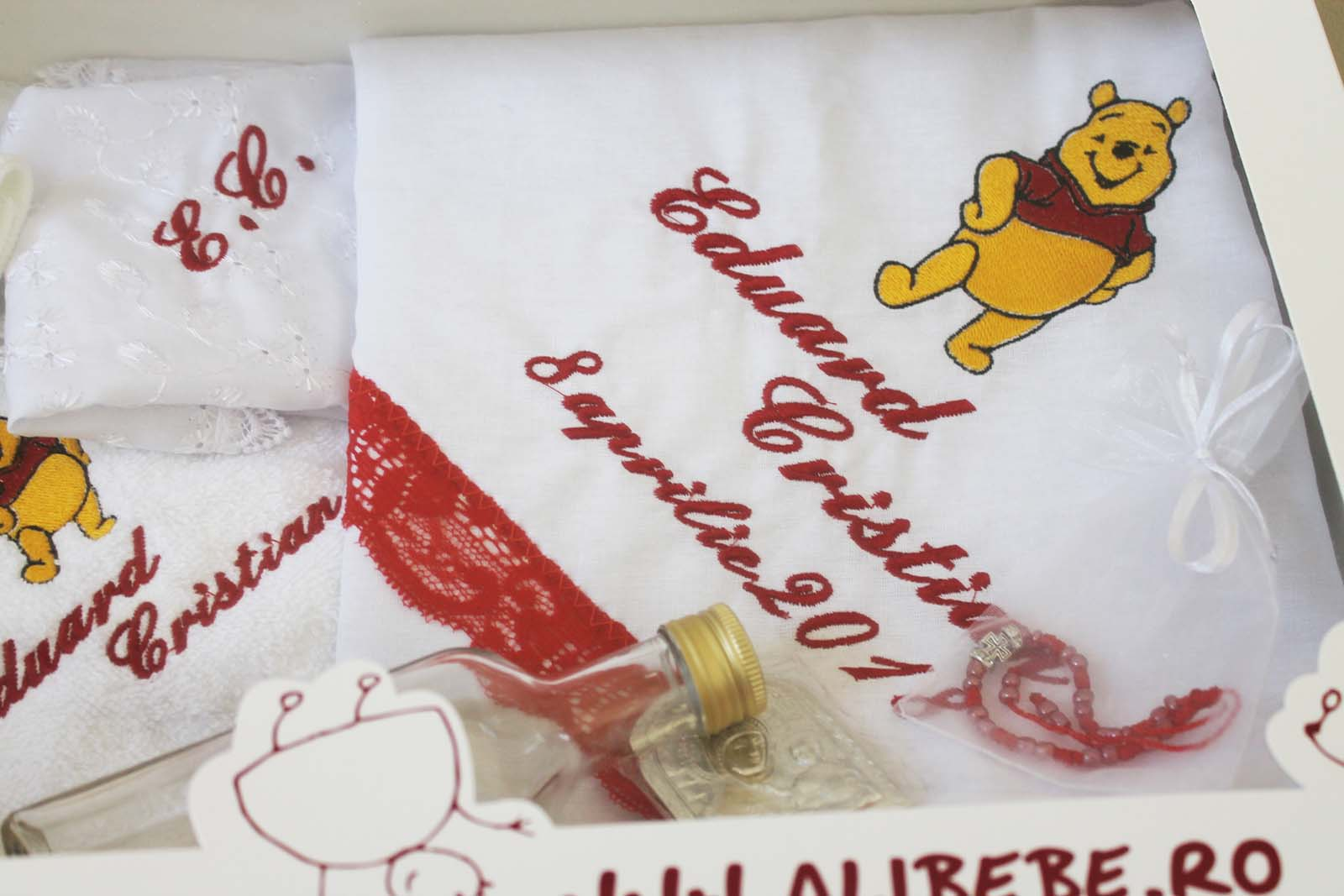 Botez Tematic Winnie The Pooh Alibebero